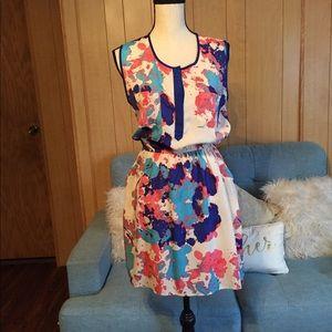 AQUA Multicolored Dress